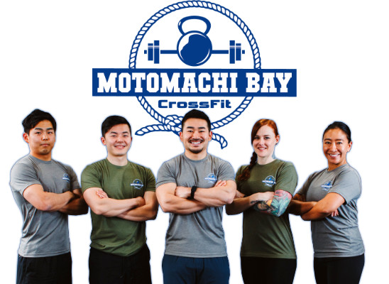 Welcome to CrossFit Motomachi Bay